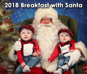 2018 Holiday Breakfast with Santa