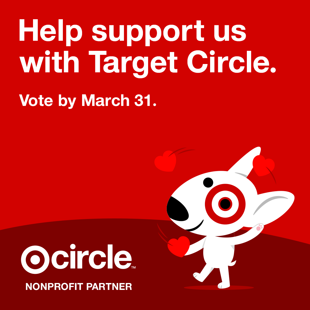 We've partnered with Target Circle!