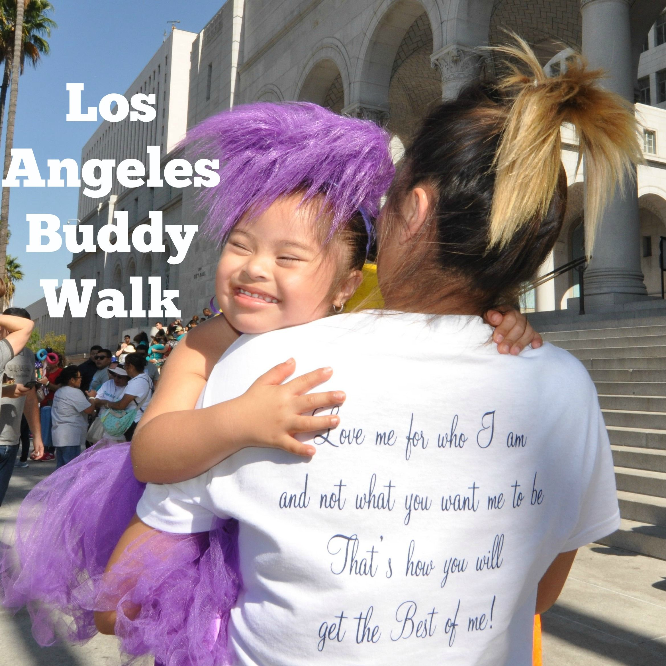 Los Angeles Buddy Walk
