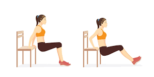 Health and Wellness - Chair Exercise