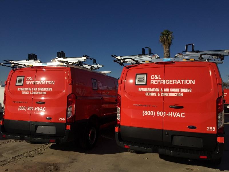 Fleet Graphics Management Programs Orange County CA