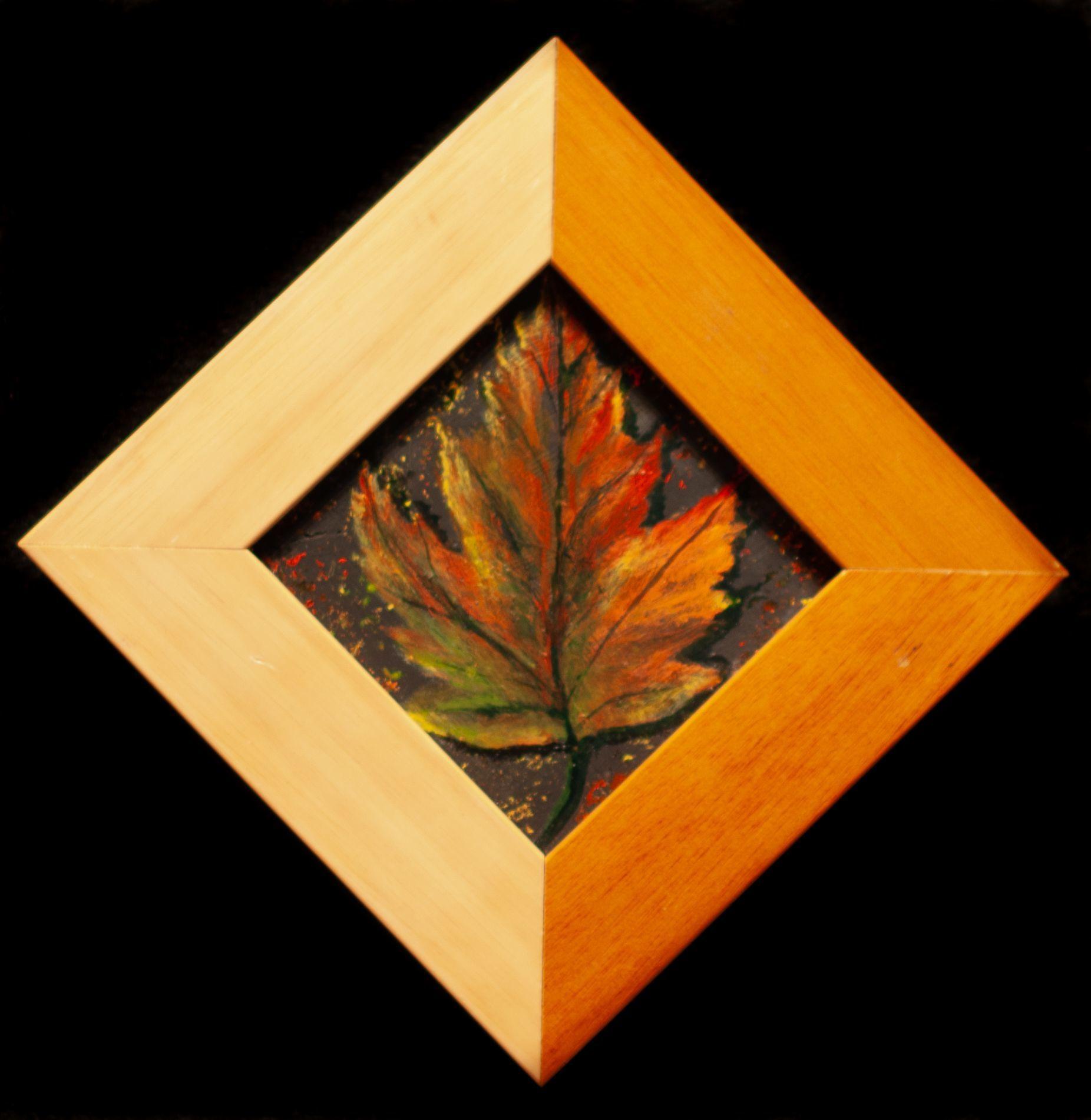 """""""Autumn Leaf"""" - Sandy Shepard"""
