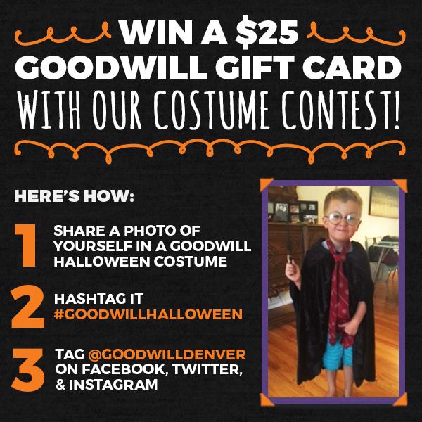 Social Media Halloween Costume Contest