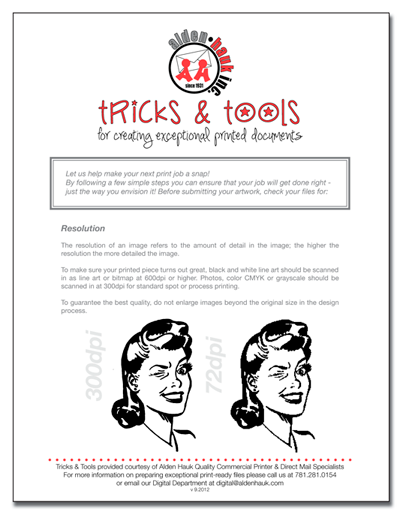 Download Tricks & Tools for Creating Exceptional Printed Documents
