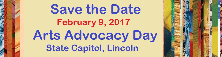 2017 Arts Advocacy Day - Save the Date