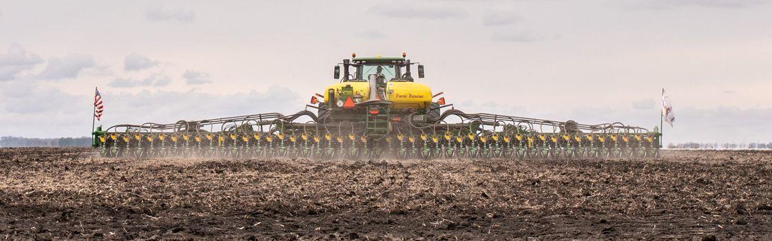 Row Crop Planter