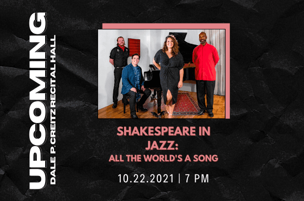 Shakespeare in Jazz: All the World's A Song