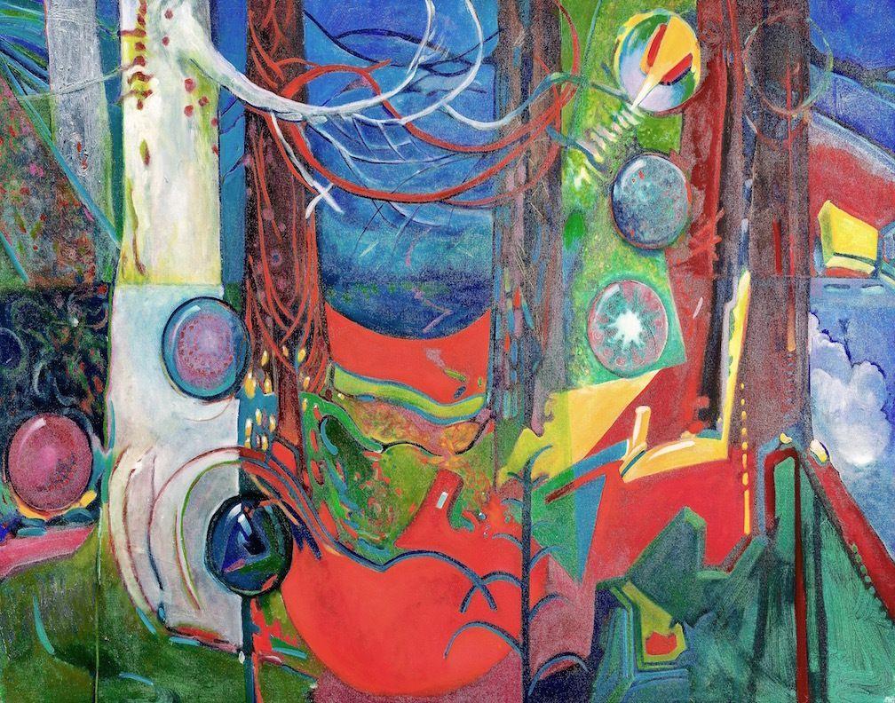 """Hemlock Extension"" - Mary Ida Henrikson"