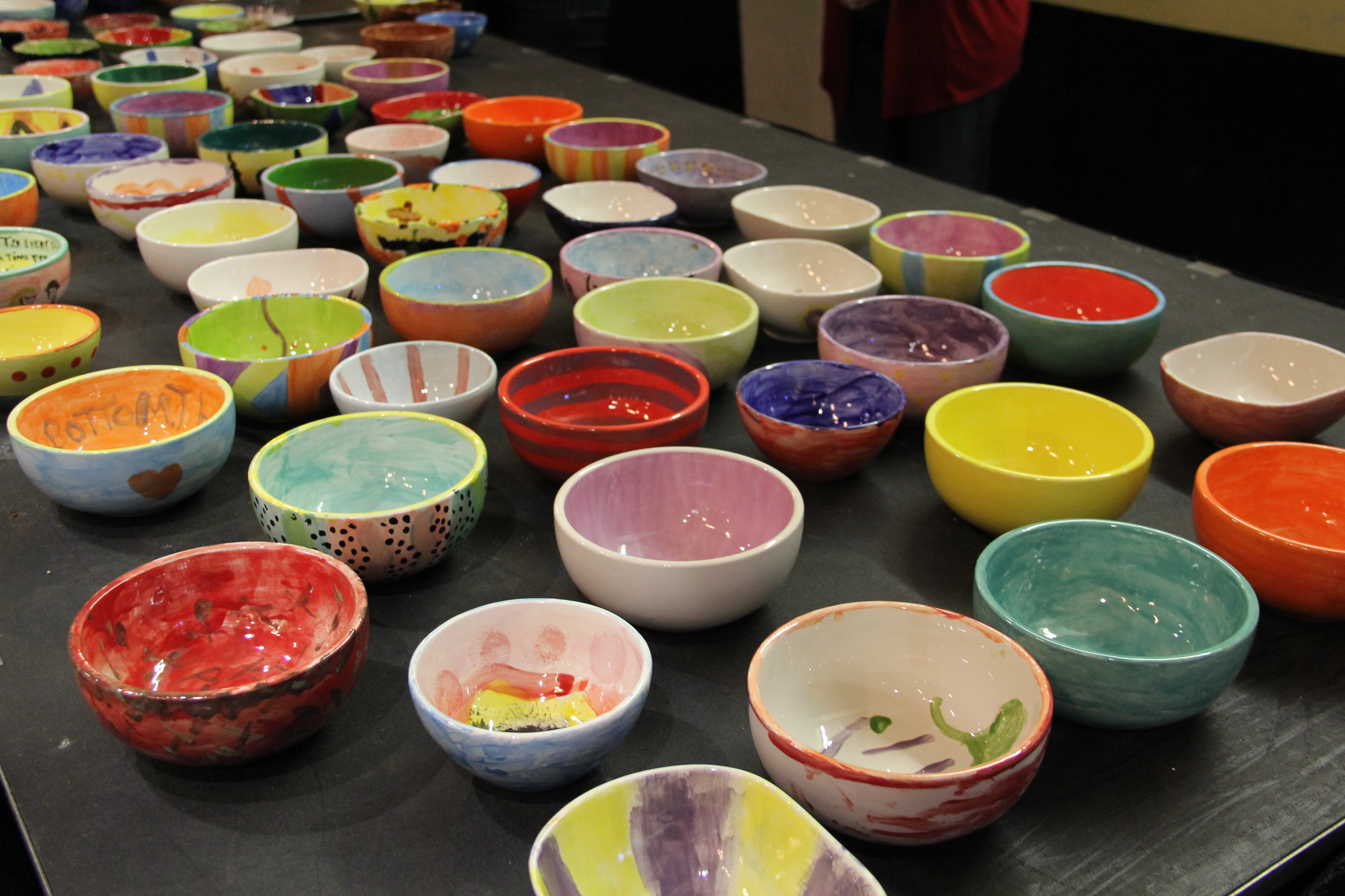 Empty Bowls Project - lunch