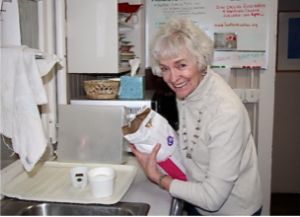 Volunteer at Food Bank