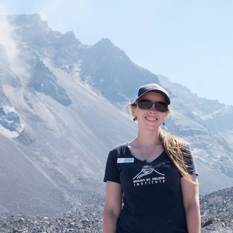 SONJA MELANDER, Science Education Manager