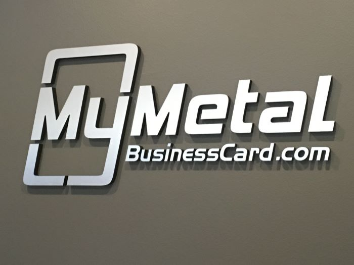 Metal Wall Signs office lobby signs | wall logo signs | buena park, orange county
