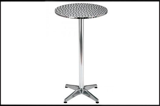 Cocktail Table Metallic