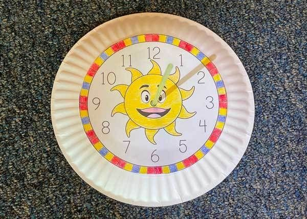 Family Activity: Make a Sundial!