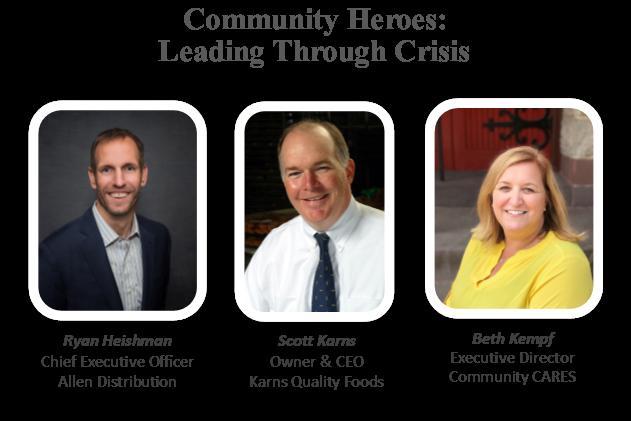 Community Leaders: Leading Through Crisis