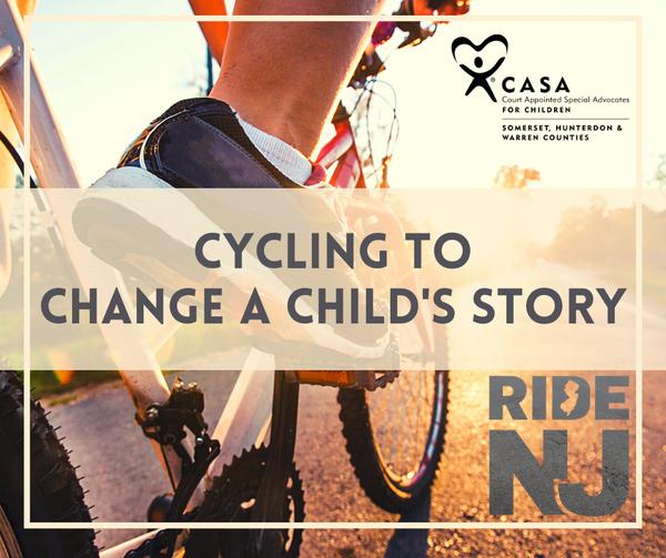 Ride NJ Virtual Cycling Challenge