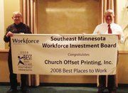 Local Businesses Named Best Places to Work 2008