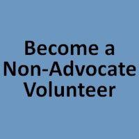 Non-Advocate Volunteer