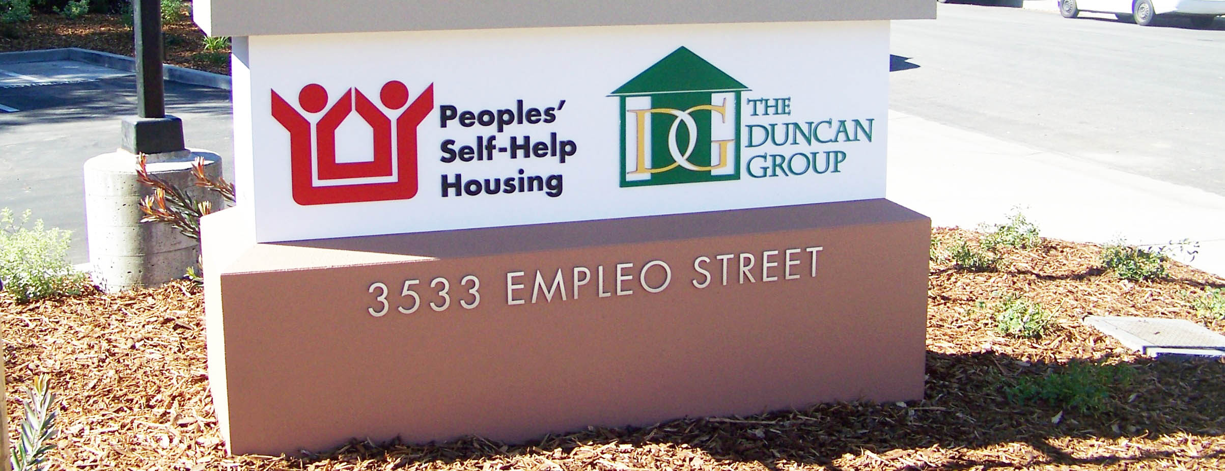 Duncan Group Sign