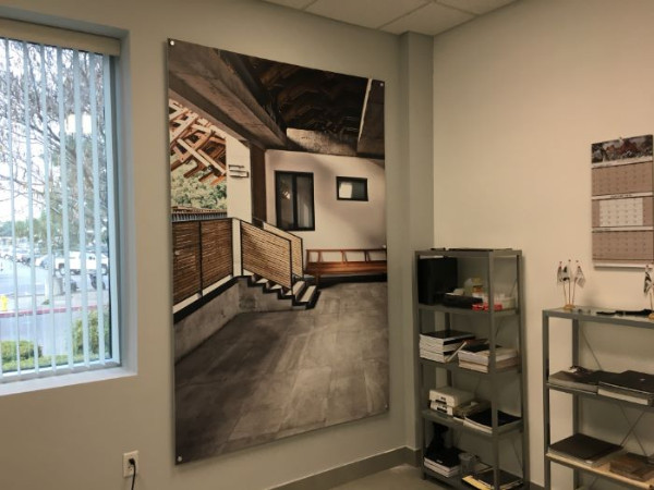 Wall Graphics and Murals for Businesses in Orange County CA