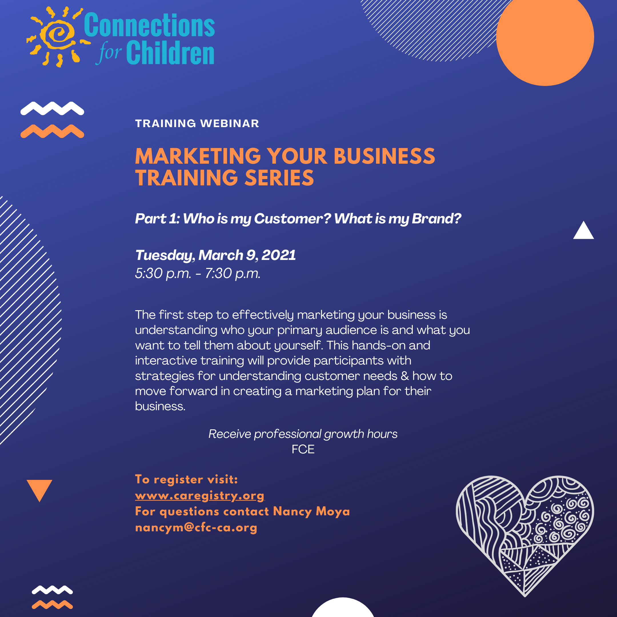 Marketing Your Business Series Part 1: Who Is my Customer? What is my Brand?