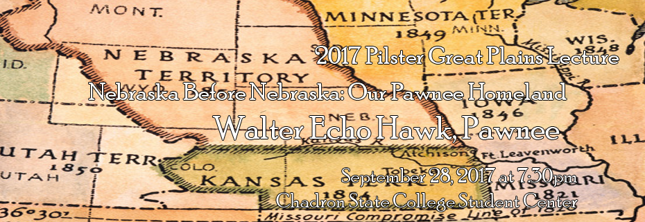 2017 Pilster Lecture