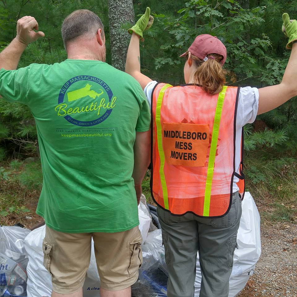 Great Mass Cleanup of Middleborough with the Middleborough Mess Movers