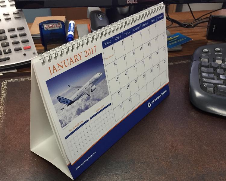 Union Made Calendars