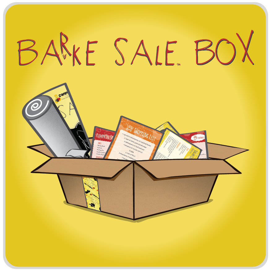 BARKE SALE in a BOX