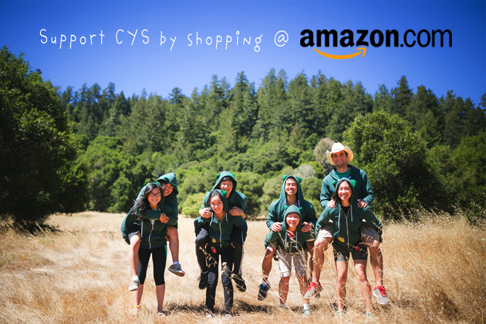 Support CYS by Shopping on Amazon