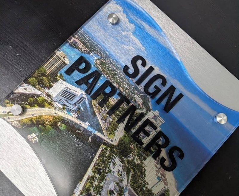 ADA Compliant Door Signs - Sign Partners - Sign Company Melbourne FL