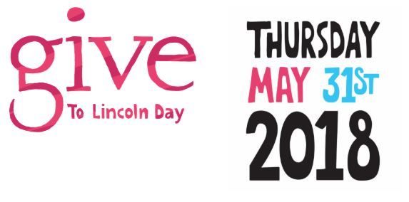 Give to Lincoln Day 2018 is almost here!