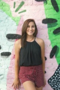 Stefani Jimenez - McGregor High School Graduate