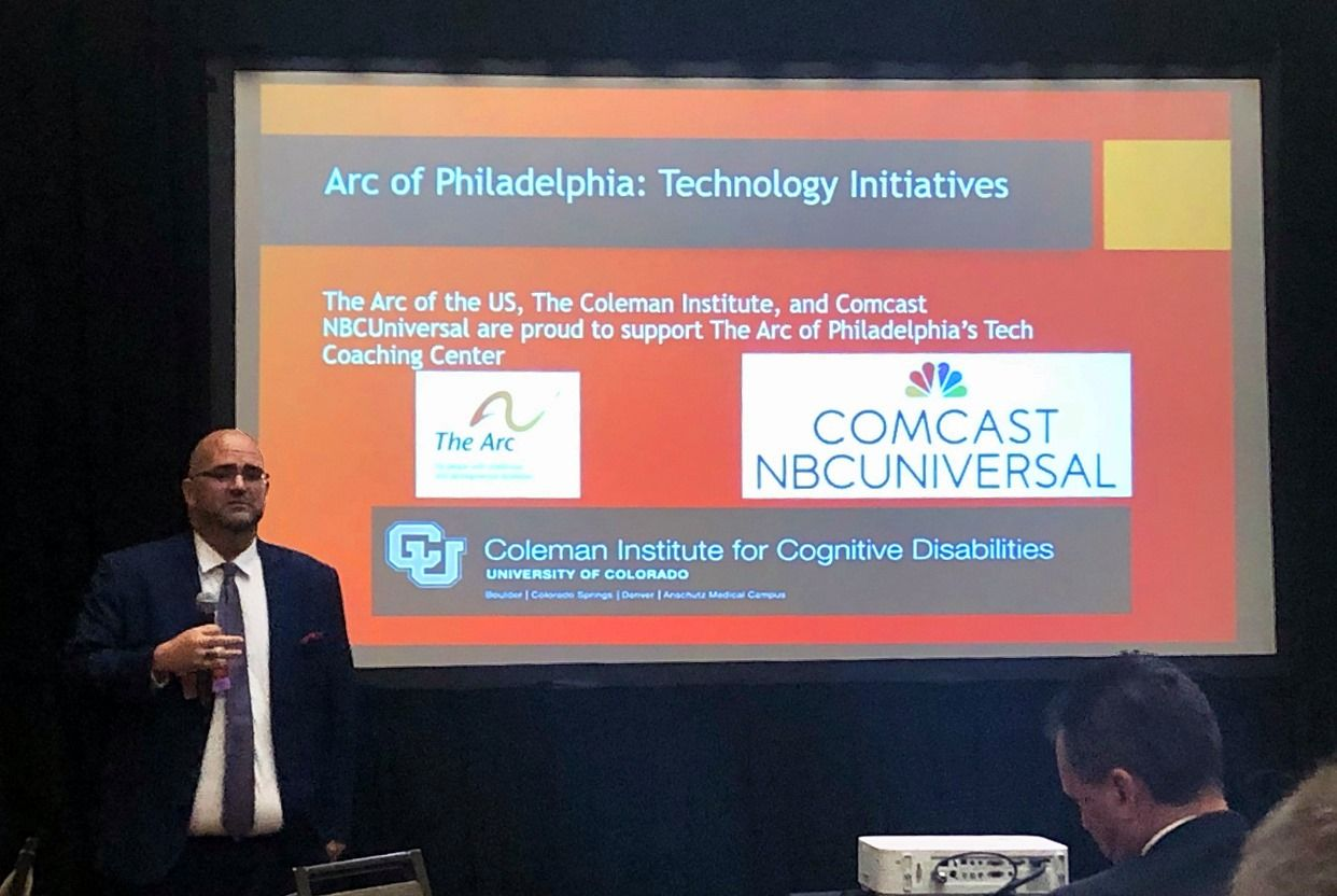 The Arc of Philadelphia Goes on the Road to Promote Tech Access