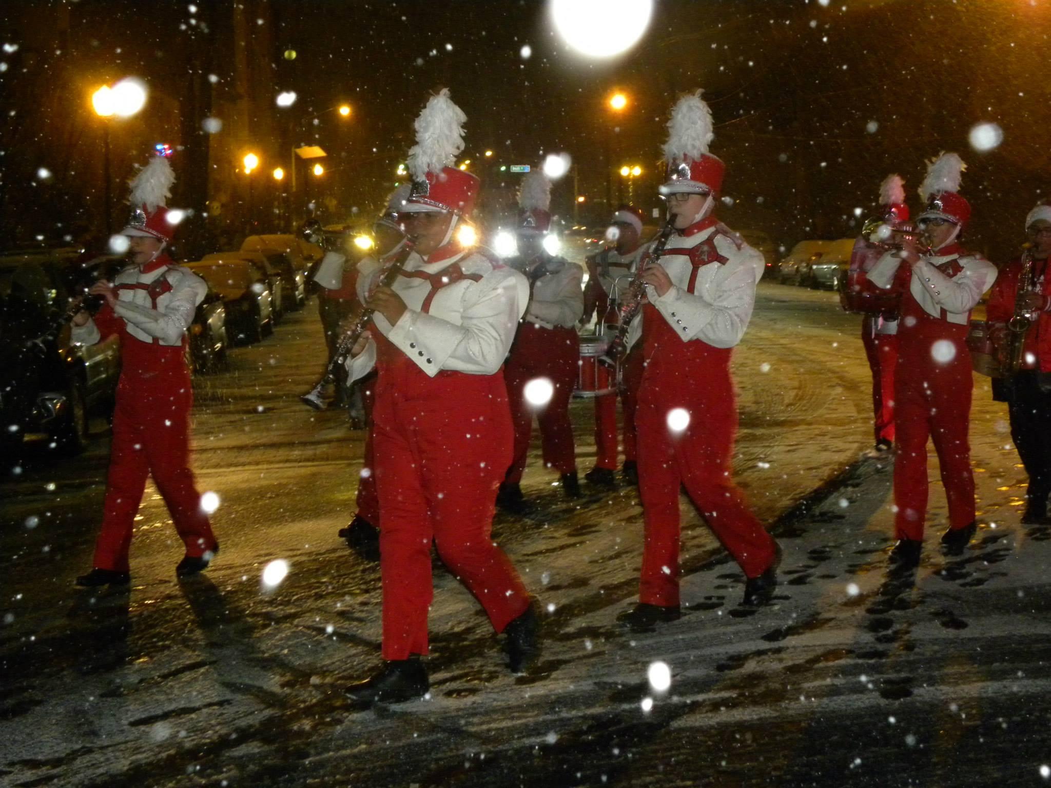 Christmas Parade & Tree Lighting Ceremony