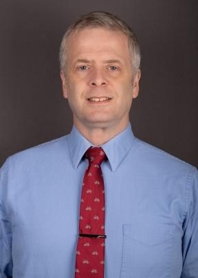 Stephen Auman, Circulation Desk Clerk