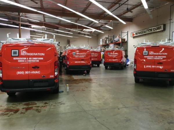 Fleet graphics management programs in Orange County CA