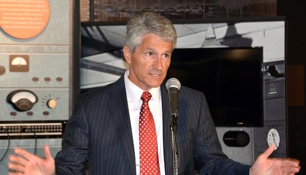 Information Assurance Director Curtis Dukes