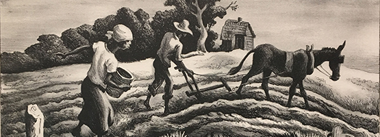 Etchings & Lithographs of American Life, 1905-1943