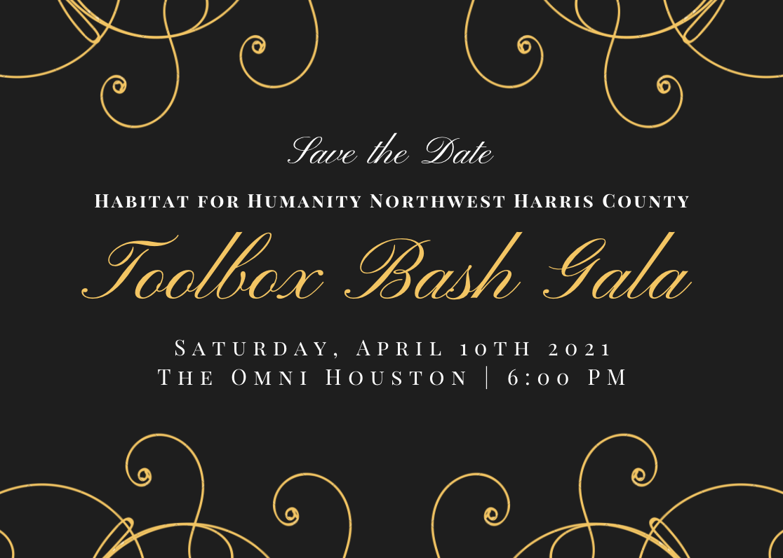 Save the Date! Toolbox Bash 2021