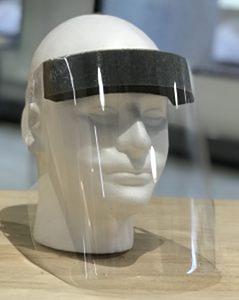 PET Face Shield