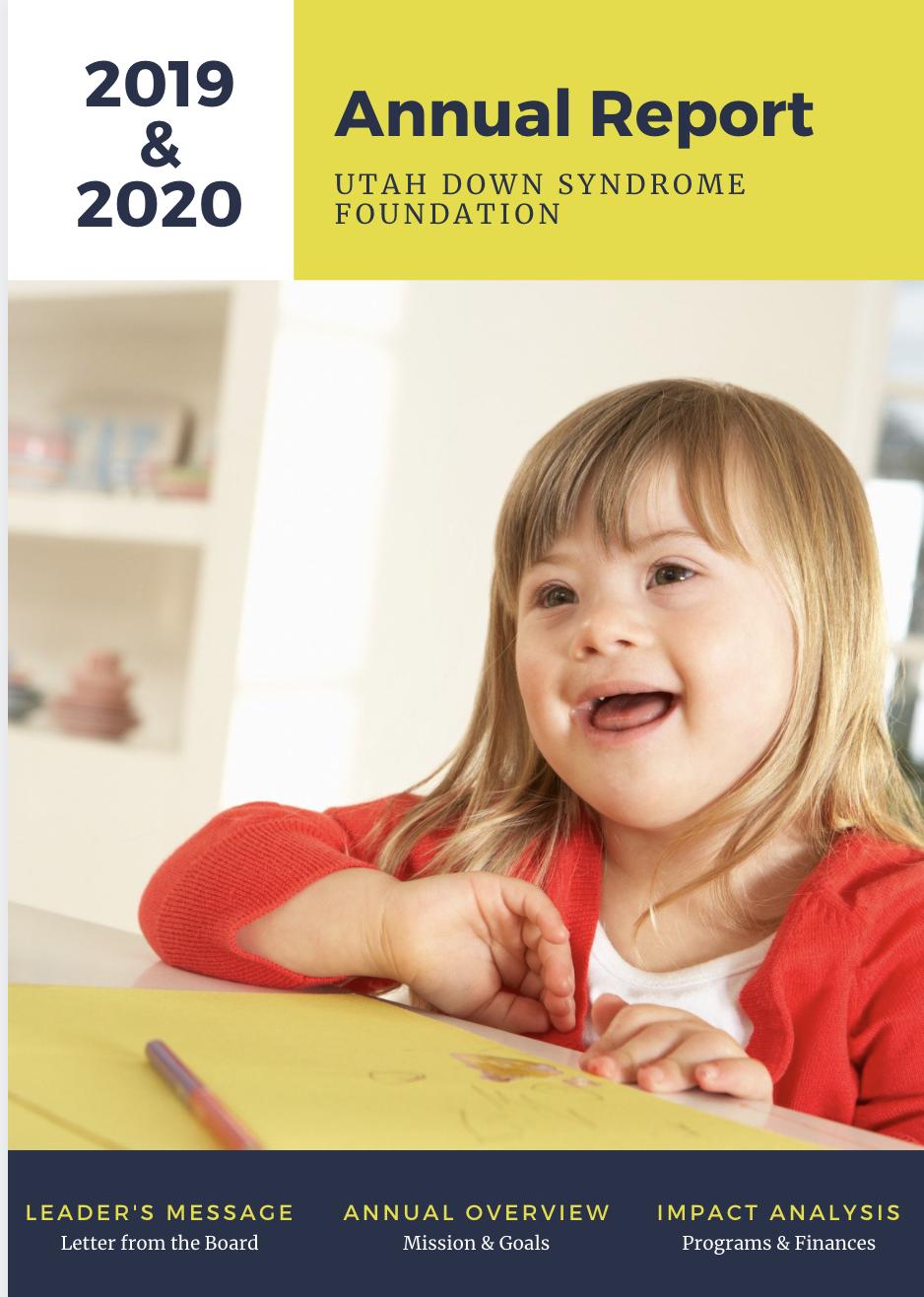 2019 & 2020 Annual Report