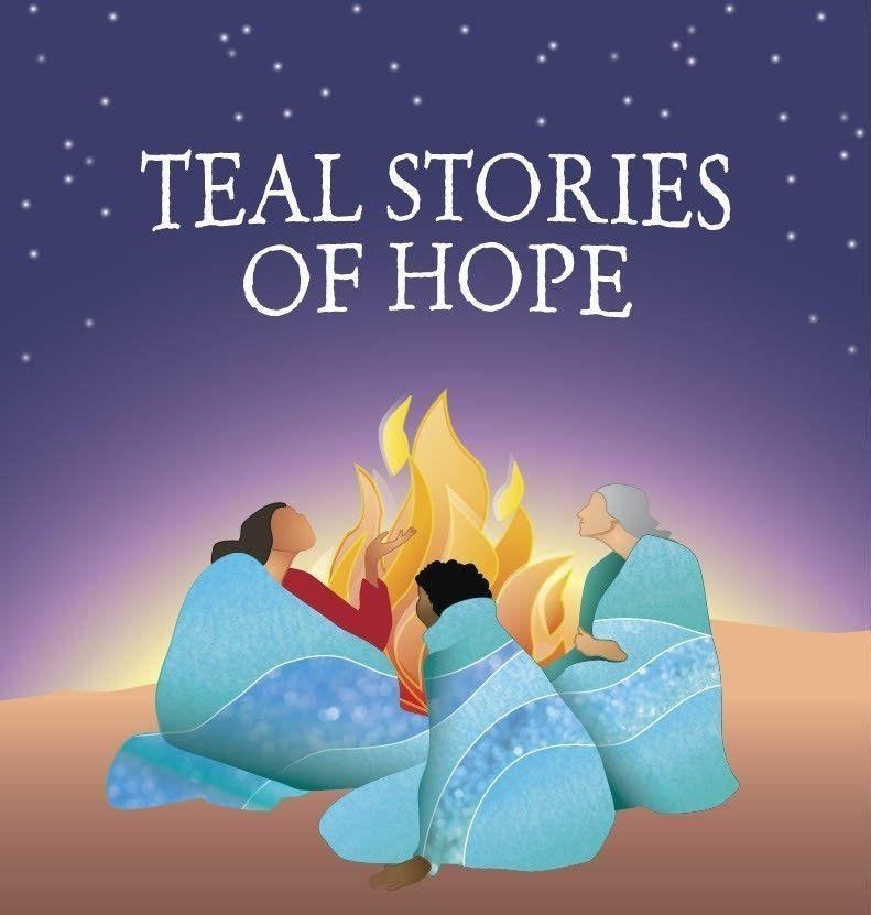 Teal Stories of Hope