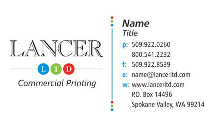 Business Card - DEMO