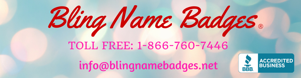 Bling Name Badges, Inc.