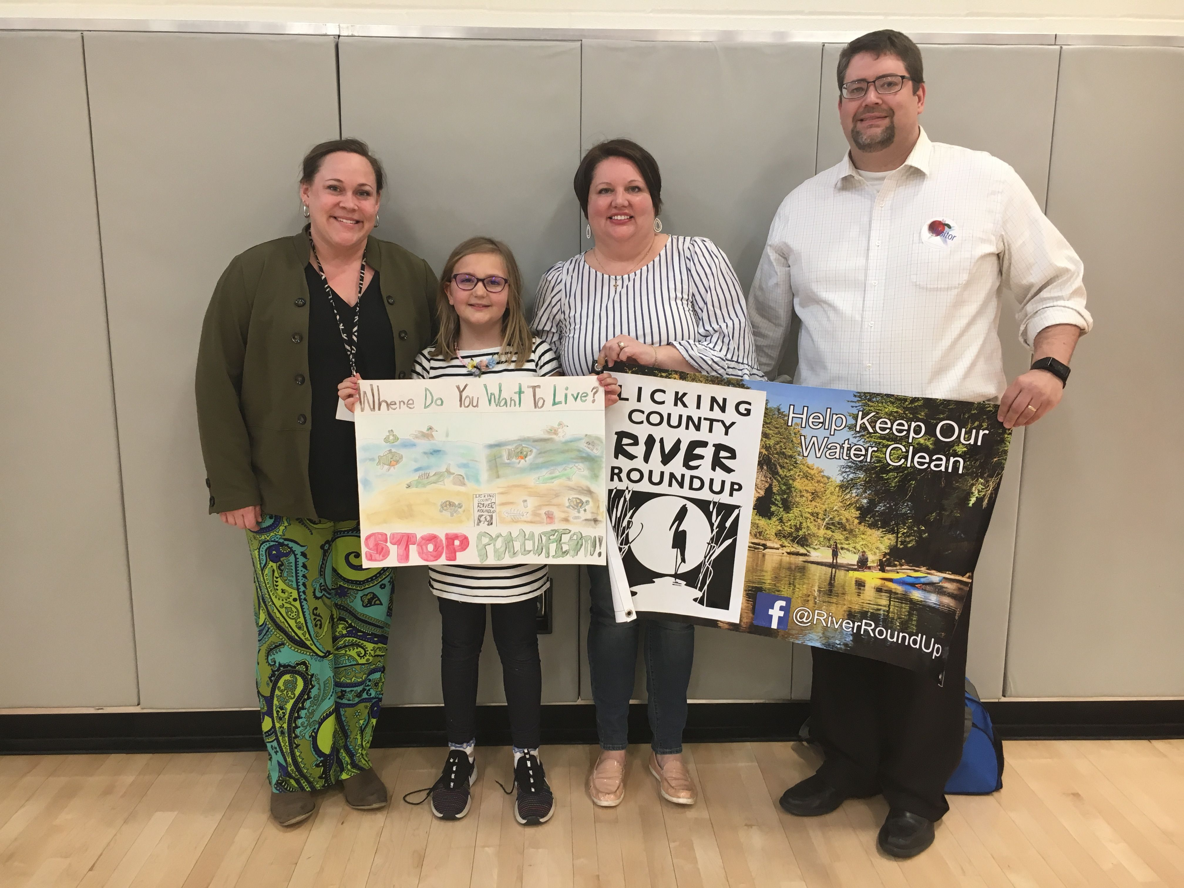 River Round Up Poster Contest 2020