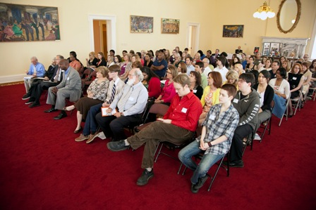 State Capitol hosts 18th annual Alabama High School Literary Awards ceremony