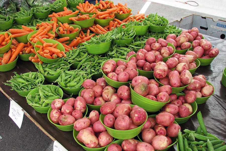Farmers' Market: Order Online/Pick Up!