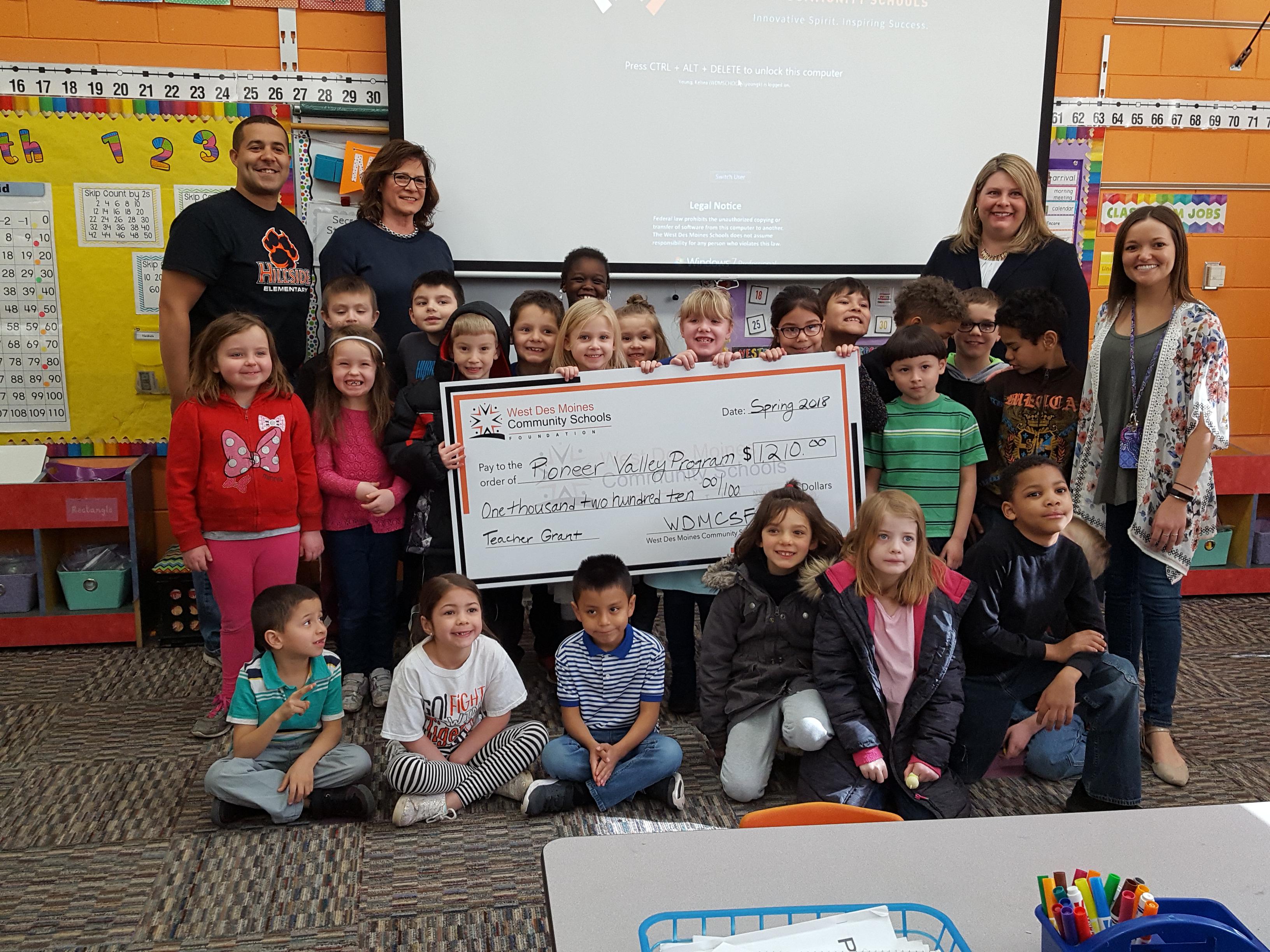 Pioneer Valley Program Grant
