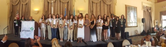 2014 Gold Award Recipients